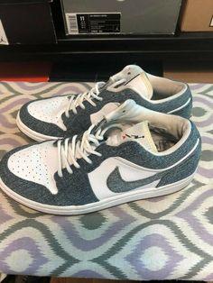 275a449ebc0a18 Amazon.com  nike airs. Nike Air Jordan Retro 1 Denim ...