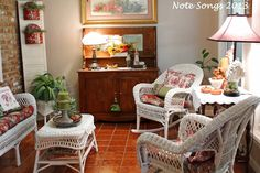 Note Songs: Sun Porch