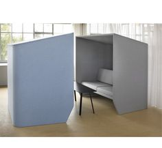 Zenith Interiors breakout quiet room