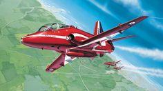 BAe Hawk 'Red Arrows' (Jaroslav Velc)