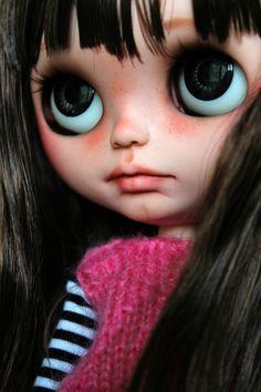 Blythe doll - found on my board  - a.l.s (2*)  i.c. Blythe dolls
