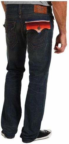 38743af8 NEW Mens True Religion Ricky Baja Straight Jeans- Proclamation size 32 $279  American Metalcraft,