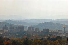 Knoxville in the #Fall