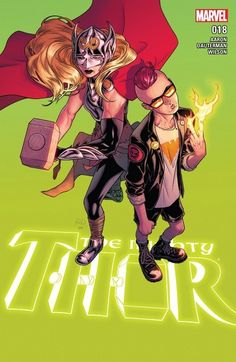 The Mighty Thor n°18 (26.04.2017) #mightythor #thor #marvel #comics