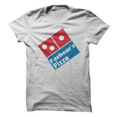 Five Night's At Freddy's: Fazbear's Pizza T-Shirt
