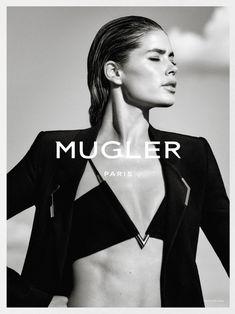 Doutzen Kroes by Christian McDonald Images For Mugler S/S 2016