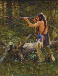 Jim Norton, The Long Rifle