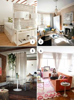 8 Stylish Studio Apartments to Inspire Your Renovation on the Interior Collective