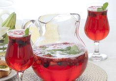 Free berry punch recipe. Try this free, quick and easy berry punch recipe from countdown.co.nz.