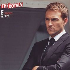 Uh oh.... We're baaack. #TheRoyals  Tonight.