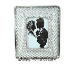 Swarovski Crystal Photo Frame Baby Shower Gift - Special Memories