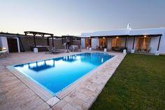 Luxury pool & outdoor Jacuzzi ,Ladiko -Aglaia - Holiday homes & villas on Rhodes Island Greece Rhodes Island Greece, Jacuzzi Outdoor, Private Pool, Luxury Villa, Rhode Island, Natural Stones, Environment, Relax, Stone Work