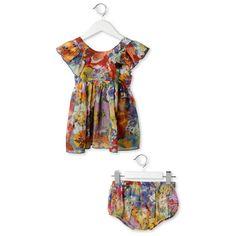 4bfe177001e  Chestnut Dress - Stella Mccartney Kids 
