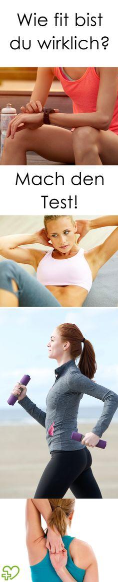 Fitness-Test  (Bildquelle: istock)