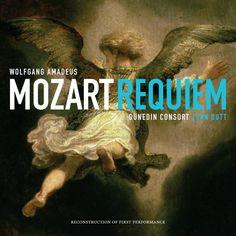 Mozart Requiem Dunedin Consort John Butt Linn Records