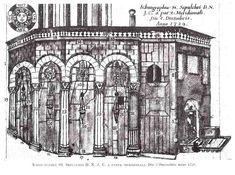 Jérusalem Saint-Sépulcre Elzear Horn Ichonographiae Monumentorum Terrae Sanctae, 1724-1744