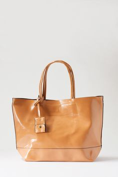 Nude East West Tote