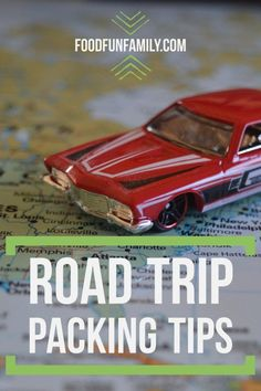 Love to travel with your family? Check out these road trip packing tips for families - tips for making more fit and keeping everyone happy on the road. #ad