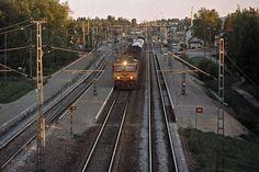 Puistolan asema 1978. Kuvaaja: Tapio Muurinen