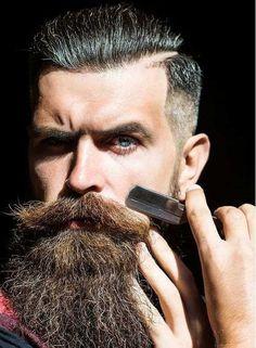 beard grooming Mr Beard, Beard No Mustache, Epic Beard, Big Moustache, Beard Cuts, Beard Styles For Men, Hair And Beard Styles, Beards And Hair, Hot Beards