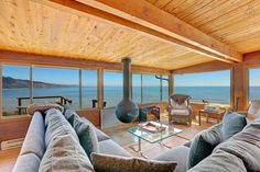 Check out this awesome listing on Airbnb: Spectacular Oceanfront Home in Bolinas