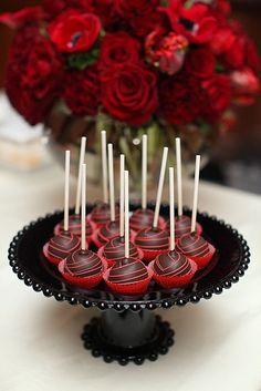 cake pops....
