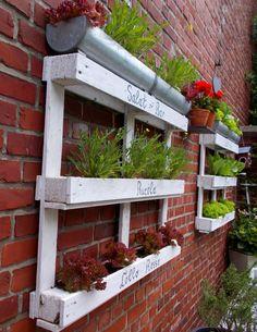 Идеи для сада своими руками и ландшафтный дизайн своими рука…