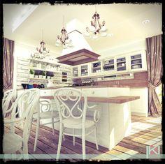 vintage kuchyna/ vintage kitchen Vintage Fashion, Table, House, Furniture, Home Decor, Decoration Home, Home, Room Decor, Tables