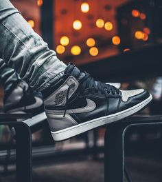 "buy online 35178 a973e Niklas.   Berlin, Germany on Instagram  ""I m not even throwing shade. I  over shadow you   🌒 Jordan 1"