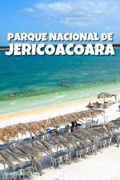 Parque Nacional de Jericoacoara, confira as dicas e roteiro de viagem para conhecer esse paraíso no Brasil