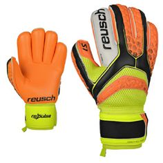 Reusch  Re:pulse Prime S1 Finger Support Soccer Goalie Glove
