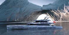 The Sportfisherman superyacht concept