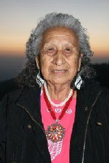 International Council of Thirteen Indigenous Grandmothers, Beatrice Long-visitor Holy Dance,Lakota keeper of the traditional ways, great grandmother