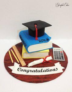 Cake Design Company Noida : 1000+ images about Graduation cakes on Pinterest ...