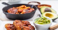 12 krämiga röror till grillat   ELLE Swedish Chef, Dessert For Dinner, Stop Eating, Tandoori Chicken, Pulled Pork, Summer Recipes, Love Food, Food And Drink, Healthy Eating