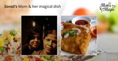Sonali is in love with the goodness of minced mutton stuffed inside her favourite dish - the Mughlai Paratha which her #mother prepares flawlessly. Which dish, made by your mom, makes your heart melt? Upload a #photo of the dish with a #selfie with your mom and you can win a 2 Night 3 day exclusive vacation with her. Participate now at www.momsmagic.co