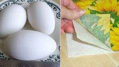 I lékaři považují tuto metodu za efektivní. Lets Celebrate, Culinary Arts, Easter Eggs, Decoupage, Diy And Crafts, Homemade, Gifts, Dome House, Easter Decor