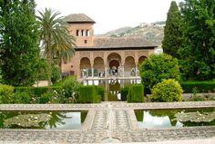 La Alhambra-Granada-Spain by Plantas Y Jardin, via Flickr