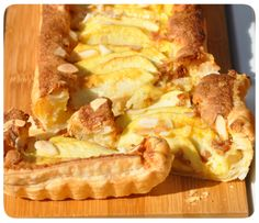 La cucina di Federica: Crostata di sfoglia con mele