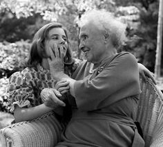 Patty Duke and Helen Keller...<3