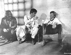 Actors Dennis Hopper, Jack Nicholson and Peter Fonda in scene from 'Easy Rider' directed by Dennis Hopper. Peter Fonda Easy Rider, Road Trip Film, Revolutionary Road, Dennis Hopper, Henry Fonda, Orson Welles, Jack Nicholson, Filmmaking, Documentaries