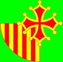 Armoiries du Languedoc-Roussillon