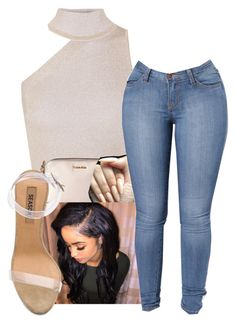 """""""Untitled #554"""" by littydee ❤ liked on Polyvore featuring Cushnie Et Ochs, Calvin Klein and adidas"""