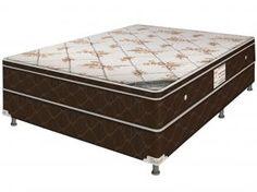 Cama Box Casal Conjugado 138x188cm - Simbal Aviles