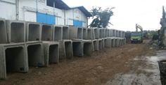 Jual U Ditch Precast (Saluran / Got Beton Pracetak) - Megacon Beton Box, Snare Drum