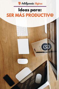 ✅El tiempo es la mayor excusa de los nuevos emprendedores para cumplir sus objetivos. Christian Morillas nos enseña cómo ser más productivo con unos megatrucos. #productividad #trucos #consejos Blogging, Seo, Social Media, Marketing, Ideas, Home, Productivity, Personal Development, Business