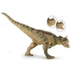 Carnotaurus - Papo - the dinosaur farm - dinosaur toys - figures