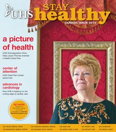 UHS' 2013 cardiac issue is now available in print and online, to celebrate Heart Month.