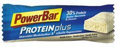 #Powerbar #Protein-Plus-repen - Topvoeding voor topsporters voor verbeterde #spieropbouw