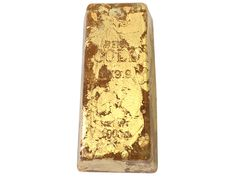 Gold Bar by Ray Geary | Sculpture | AHAlife.com